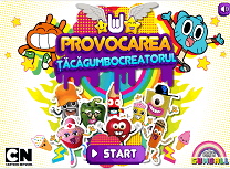 Provocarile Gumball