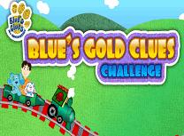 Provocarile lui Blue Clue