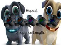 Puppy Dog Tails de Memorie