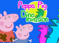 Purcelusa Pepa si Invazia Dinozaurilor