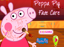 Purcelusa Peppa Tratamente Faciale