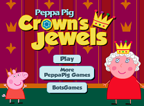 Purcelusa Peppa si Bijuteriile Coroanei