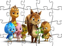 Puzzle cu Katuri