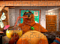 Puzzle Cu Grizzly