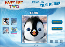 Puzzle Happy Feet Doi