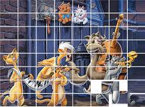 Puzzle Pisicile Aristocrate
