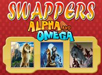 Puzzle cu Alfa si Omega