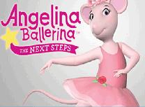 Jocuri cu Angelina Balerina