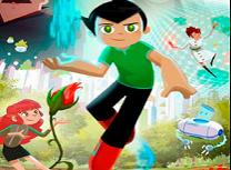 Puzzle cu Astro Boy