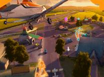 Puzzle cu Avioanele Disney