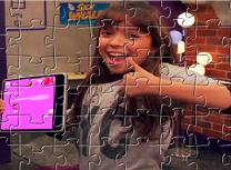 Puzzle cu Babe