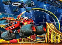 Puzzle cu Blaze