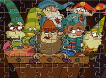 Puzzle cu Cei 7