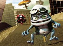 Puzzle cu Crazy Frog