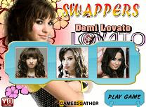 Puzzle cu Demi Lovato