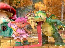 Puzzle cu Digby si Fizzi