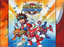 Puzzle cu Digimon Fusion