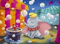 Puzzle cu Dumbo