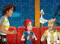 Puzzle cu Echipa Blazing