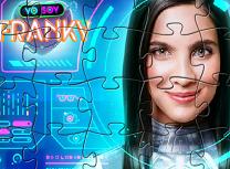 Puzzle cu Frankie