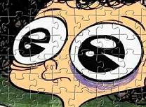 Puzzle cu Fratele lui Jorel