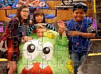 Puzzle cu Game Shakers