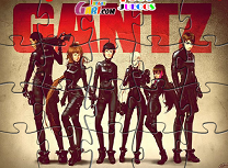 Jocuri cu Gantz