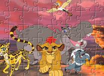 Puzzle cu Garda de Fier