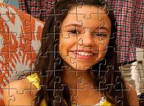 Puzzle cu Harley Diaz