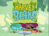 Puzzle cu Harvey Beaks