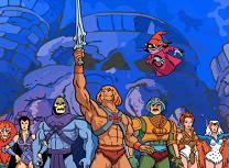 Puzzle cu He-Man