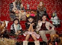 Puzzle cu Heidi