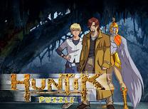 Puzzle cu Huntik