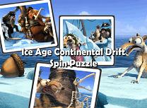Puzzle cu Ice Age