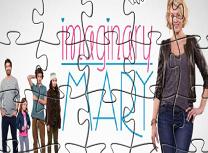 Puzzle cu Imaginara Mary