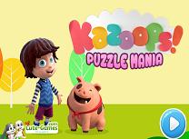 Puzzle cu Kazoops
