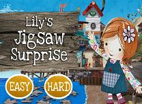 Puzzle cu Lily
