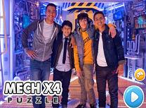 Puzzle cu MECH-X4