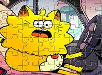 Puzzle cu Max
