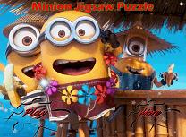 Puzzle cu Minioni