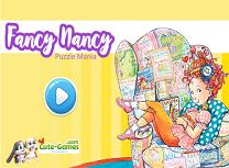 Puzzle cu Nancy Cea Extravaganta