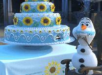 Puzzle cu Olaf