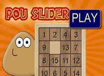 Puzzle cu Pou
