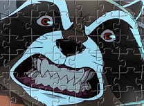 Puzzle cu Rocket