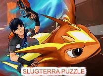 Puzzle cu Slugterra