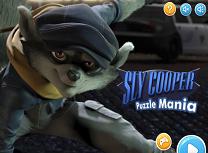 Puzzle cu Sly Cooper