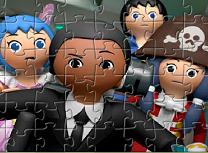 Puzzle cu Super 4