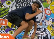 Puzzle cu Super Viata lui Jagger Eaton