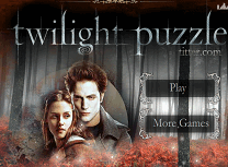 Puzzle cu Twilight