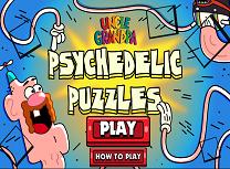 Puzzle cu Unchiul Bunic